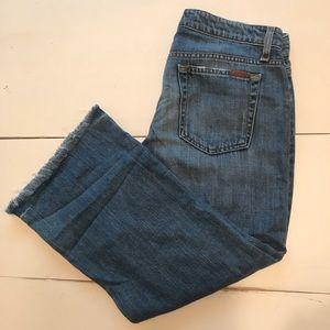 Joe's Size 26, Medium Wash Jeans